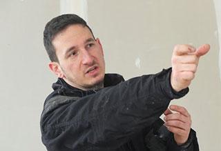 Julien Vye, expert enveloppe du bâtiment